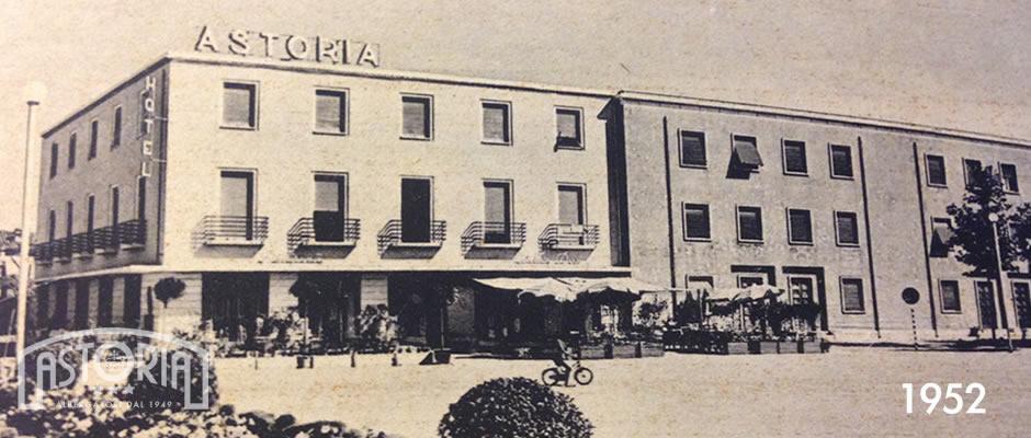 Hotel Astoria Fano 1952